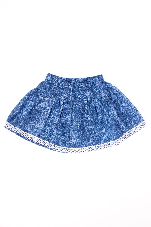 Юбка купальник слитный для девочки arina festivita цвет синий gi 011806 af размер 152 158
