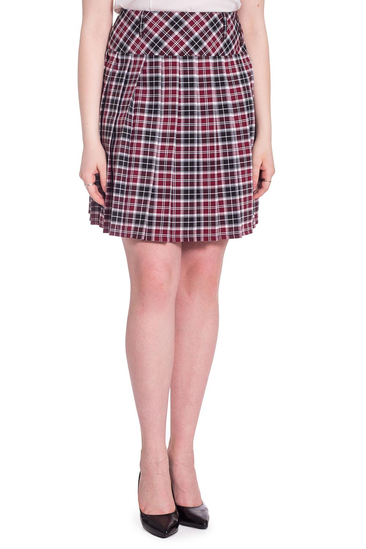 Фото - Юбка юбка oodji collection цвет кремовый меланж 21601254 8 46760 3000m размер 36 170 42 170