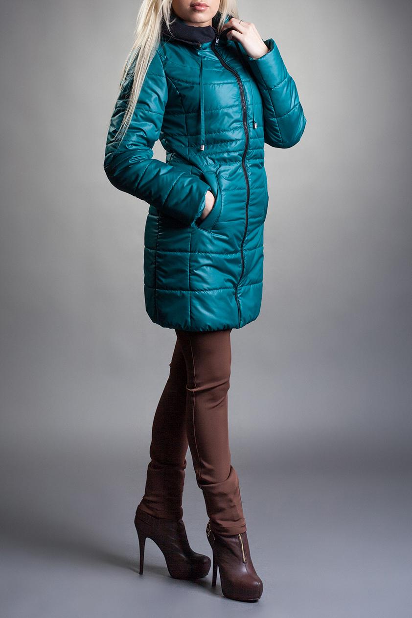 КурткаКуртки<br>Демисезонная курточка со стоячим воротником, застежкой на молнию и капюшоном. Модель выполнена из плотной плащевой ткани. Отличный выбор для повседневного гардероба. Ростовка изделия 170 см.  Цвет: бирюзовый  Температурный режим: до -10 градусов.<br><br>Воротник: Стойка<br>По длине: Удлиненные<br>По материалу: Плащевая ткань<br>По образу: Город<br>По рисунку: Цветные<br>По силуэту: Полуприталенные<br>По стилю: Повседневный стиль<br>По элементам: С карманами,С капюшоном<br>Рукав: Длинный рукав<br>Застежка: С молнией<br>По сезону: Осень,Весна<br>Размер : 42<br>Материал: Плащевая ткань<br>Количество в наличии: 1