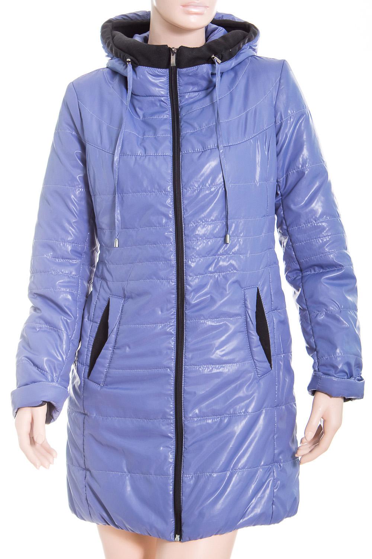 КурткаКуртки<br>Демисезонная курточка со стоячим воротником, застежкой на молнию и капюшоном. Модель выполнена из плотной плащевой ткани. Отличный выбор для повседневного гардероба. Ростовка изделия 170 см.  Цвет: сине-сиреневый  Температурный режим: до -10 градусов.<br><br>Воротник: Стойка<br>По длине: Удлиненные<br>По материалу: Плащевая ткань<br>По образу: Город<br>По рисунку: Цветные<br>По силуэту: Полуприталенные<br>По стилю: Повседневный стиль<br>По элементам: С карманами,С капюшоном<br>Рукав: Длинный рукав<br>Застежка: С молнией<br>По сезону: Осень,Весна<br>Размер : 42<br>Материал: Плащевая ткань<br>Количество в наличии: 1