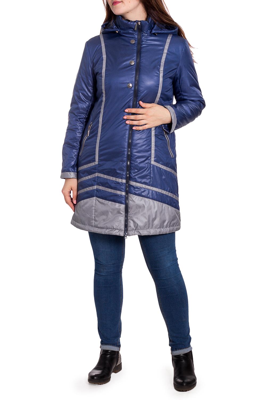 КурткаКуртки<br>Осенняя курточка со стоячим воротником, застежкой молнией и капюшоном. Модель выполнена из плотной болоньи. Отличный выбор для повседневного гардероба.  Температурный режим: до -10 градусов.  Ростовка изделия 170 см.  В изделии использованы цвета: синий, серый  Рост девушки-фотомодели 180 см<br><br>Воротник: Стойка<br>Застежка: С молнией<br>По длине: Удлиненные<br>По рисунку: Цветные<br>По силуэту: Полуприталенные<br>По стилю: Повседневный стиль<br>По элементам: С капюшоном,С карманами<br>Рукав: Длинный рукав<br>По сезону: Осень,Весна<br>Размер : 48,54<br>Материал: Болонья<br>Количество в наличии: 3