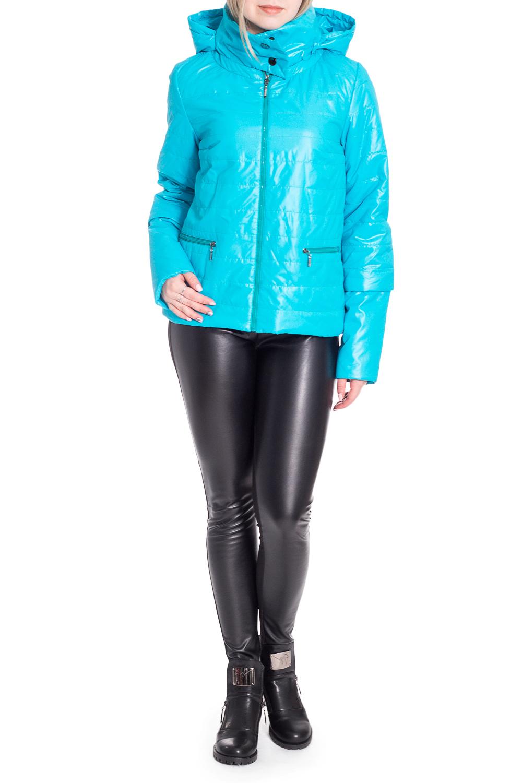 КурткаКуртки<br>Молодежная куртка с отстегивающимися рукавами. Модель выполнена из плотной болоньи. Отличный выбор для повседневного гардероба.  В изделии использованы цвета: голубой  Рост девушки-фотомодели 170 см.<br><br>Воротник: Стойка<br>Застежка: С молнией<br>По длине: Короткие<br>По материалу: Плащевая ткань<br>По рисунку: Однотонные<br>По силуэту: Полуприталенные<br>По стилю: Кэжуал,Молодежный стиль,Повседневный стиль<br>По элементам: С карманами,С отделочной фурнитурой<br>Рукав: Длинный рукав,Рукав три четверти<br>По сезону: Осень,Весна<br>Размер : 42,44,46,48,50,52,54,56<br>Материал: Болонья<br>Количество в наличии: 8
