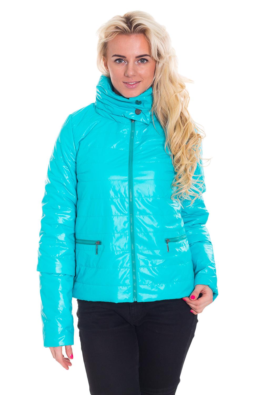 КурткаКуртки<br>Укороченная куртка-трансформер с капюшоном и застежкой на молнию. По желанию куртку можно сделать с рукавами 3/4. Модель выполнена из плотной болоньи. Отличный выбор для повседневного гардероба.  Цвет: голубой  Рост девушки-фотомодели 170 см<br><br>По образу: Город<br>По стилю: Повседневный стиль<br>По материалу: Тканевые<br>По рисунку: Однотонные<br>По сезону: Осень,Весна<br>По силуэту: Полуприталенные<br>По элементам: С капюшоном,С карманами<br>По форме: Ветровка<br>Воротник: Стойка<br>Рукав: Длинный рукав,Рукав три четверти<br>Застежка: С молнией<br>Размер: 40,42,44,46,48,50,52,54,56<br>Материал: 100% полиэстер<br>Количество в наличии: 5