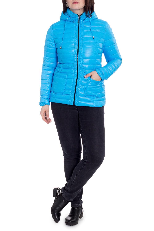 КурткаКуртки<br>Молодежная куртка с капюшоном и застежкой на молнию. Модель выполнена из плотной болоньи. Отличный выбор для повседневного гардероба.  В изделии использованы цвета: голубой  Рост девушки-фотомодели 180 см<br><br>Воротник: Стойка<br>Застежка: С молнией<br>По материалу: Плащевая ткань<br>По рисунку: Однотонные<br>По силуэту: Полуприталенные<br>По стилю: Кэжуал,Молодежный стиль,Повседневный стиль,Спортивный стиль<br>По элементам: С капюшоном,С карманами<br>Рукав: Длинный рукав<br>По сезону: Осень,Весна<br>По длине: Короткие<br>Размер : 48,50<br>Материал: Болонья<br>Количество в наличии: 2