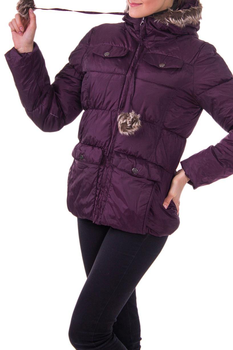 КурткаКуртки<br>Женская демисезонная куртка с отделкой из искусственного меха.   Рост девушки-фотомодели - 176 см<br><br>Воротник: Стойка<br>По материалу: Плащевая ткань,Тканевые<br>По образу: Город<br>По рисунку: Однотонные<br>По сезону: Весна,Осень,Зима<br>По форме: Пуховик<br>По элементам: С декором,С капюшоном,С карманами<br>Рукав: Длинный рукав<br>По длине: Средней длины<br>По силуэту: Полуприталенные<br>По стилю: Молодежный стиль,Повседневный стиль<br>Размер : 44<br>Материал: Болонья<br>Количество в наличии: 1