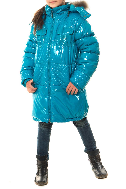 КурткаВерхняя одежда<br>Куртка зимняя для девочки с опушкой из натурального меха. Ткань верха: курточная, 100% полиэстер Подкладка: флис, 100% полиэстер Утеплитель: холлофан 300  Цвет: голубой  Размер 104 соответствует росту 98-104 см Размер 110 соответствует росту 105-110 см Размер 116 соответствует росту 111-116 см Размер 122 соответствует росту 117-122 см Размер 128 соответствует росту 123-128 см Размер 134 соответствует росту 129-134 см Размер 140 соответствует росту 135-140 см Размер 146 соответствует росту 141-146 см Размер 152 соответствует росту 147-152 см Размер 158 соответствует росту 153-158 см Размер 164 соответствует росту 159-164 см Размер 170 соответствует росту 165-170 см<br><br>Воротник: Стойка<br>По возрасту: Школьные ( от 7 до 13 лет),Подростковые ( от 13 до 16 лет)<br>По образу: Повседневные<br>По рисунку: Однотонные<br>По сезону: Зима<br>По силуэту: Полуприталенные<br>По форме: Пуховик<br>По элементам: С карманами,С молнией<br>Рукав: Длинный рукав<br>По длине: Удлиненные<br>Размер : 128,134,140,146,152<br>Материал: Болонья<br>Количество в наличии: 5