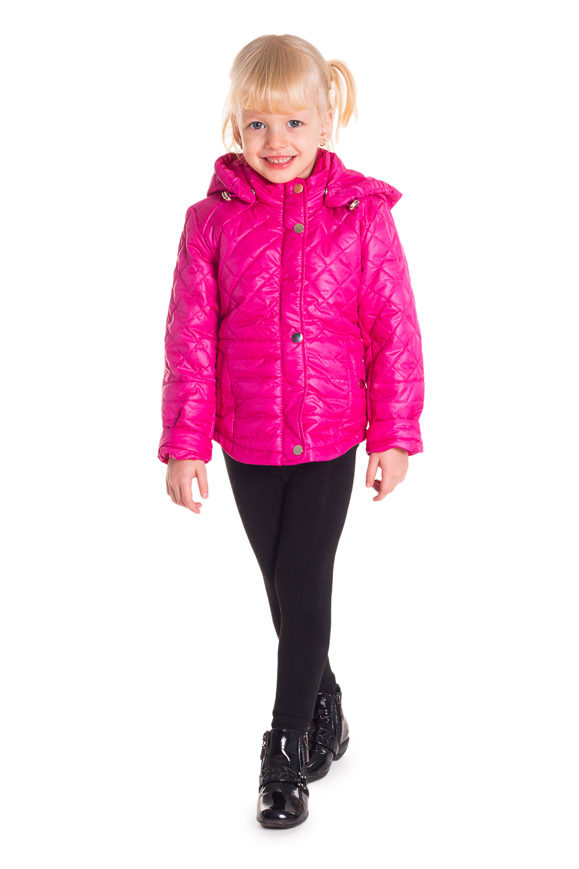 КурткаВерхняя одежда<br>Куртка с капюшоном для девочки. Модель выполнена из болоньи стёжка, утеплёна синтепоном. На молнии и планке с кнопками.  Цвет: фуксия  Размер 86 соответствует росту 81-86 см Размер 92 соответствует росту 87-92 см Размер 98 соответствует росту 93-98 см Размер 104 соответствует росту 98-104 см Размер 110 соответствует росту 105-110 см Размер 116 соответствует росту 111-116 см Размер 122 соответствует росту 117-122 см Размер 128 соответствует росту 123-128 см Размер 134 соответствует росту 129-134 см<br><br>Воротник: Стойка<br>По длине: Короткие<br>По материалу: Плащевая ткань<br>По образу: Повседневные<br>По рисунку: Однотонные<br>По силуэту: Полуприталенные<br>По элементам: С карманами,С планкой<br>Рукав: Длинный рукав<br>По возрасту: Дошкольные ( от 3 до 7 лет),Школьные ( от 7 до 13 лет),Ясельные ( от 1 до 3 лет)<br>По сезону: Осень,Весна<br>Размер : 104,110,116,122,128,134<br>Материал: Болонья<br>Количество в наличии: 52