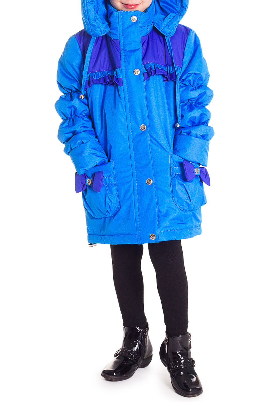 КурткаВерхняя одежда<br>Очень красивая куртка, несомненно придется по душе маленькой моднице. Куртка имеет два глубоких кармашка по бокам, спереди застегивается на молнию и кнопки. Куртка выполнена из непродуваемой и непромокаемой ткани.   В изделии использованы цвета: голубой, синий  Размер 74 соответствует росту 70-73 см Размер 80 соответствует росту 74-80 см Размер 86 соответствует росту 81-86 см Размер 92 соответствует росту 87-92 см Размер 98 соответствует росту 93-98 см Размер 104 соответствует росту 98-104 см Размер 110 соответствует росту 105-110 см Размер 116 соответствует росту 111-116 см Размер 122 соответствует росту 117-122 см Размер 128 соответствует росту 123-128 см Размер 134 соответствует росту 129-134 см Размер 140 соответствует росту 135-140 см Размер 146 соответствует росту 141-146 см Размер 152 соответствует росту 147-152 см Размер 158 соответствует росту 153-158 см Размер 164 соответствует росту 159-164 см<br><br>Воротник: Стойка<br>По возрасту: Ясельные ( от 1 до 3 лет),Дошкольные ( от 3 до 7 лет)<br>По длине: Удлиненные<br>По материалу: Плащевая ткань<br>По образу: Повседневные<br>По рисунку: Цветные<br>По силуэту: Полуприталенные<br>По стилю: Романтические<br>По форме: Куртка-парка<br>По элементам: С декором,С карманами<br>Рукав: Длинный рукав<br>По сезону: Осень,Весна<br>Размер : 104,110,116<br>Материал: Болонья<br>Количество в наличии: 3