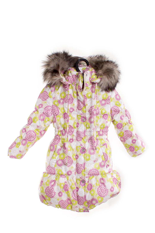 ПальтоВерхняя одежда<br>Очень красивое пальто, несомненно придется по душе маленькой моднице. Пальто имеет два глубоких кармашка по бокам, спереди застегивается на молнию и кнопки. Пальто выполнено из непродуваемой и непромокаемой ткани.   В изделии использованы цвета: белый, розовыЙ, желтый  Размер 74 соответствует росту 70-73 см Размер 80 соответствует росту 74-80 см Размер 86 соответствует росту 81-86 см Размер 92 соответствует росту 87-92 см Размер 98 соответствует росту 93-98 см Размер 104 соответствует росту 98-104 см Размер 110 соответствует росту 105-110 см Размер 116 соответствует росту 111-116 см Размер 122 соответствует росту 117-122 см Размер 128 соответствует росту 123-128 см Размер 134 соответствует росту 129-134 см Размер 140 соответствует росту 135-140 см Размер 146 соответствует росту 141-146 см Размер 152 соответствует росту 147-152 см Размер 158 соответствует росту 153-158 см Размер 164 соответствует росту 159-164 см<br><br>Воротник: Стойка<br>По возрасту: Дошкольные ( от 3 до 7 лет),Школьные ( от 7 до 13 лет)<br>По длине: Удлиненные<br>По материалу: Плащевая ткань<br>По образу: Повседневные<br>По рисунку: Растительные мотивы,С принтом (печатью),Цветные,Цветочные<br>По сезону: Осень,Зима<br>По силуэту: Полуприталенные<br>По элементам: С карманами,С молнией<br>Рукав: Длинный рукав<br>Размер : 116,122,128,140<br>Материал: Болонья<br>Количество в наличии: 4