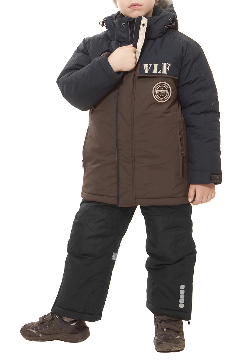 КурткаВерхняя одежда<br>Теплая куртка для мальчика. Флис внутри воротника.  4 кармана + 1 карман внутри, принт и нашивка на передней части. Ткань верха: курточная, 100% полиэстер Подкладка: 100% полиэстер Утеплитель: холлофан 300  Цвет: серый, коричневый  Размер 104 соответствует росту 98-104 см Размер 110 соответствует росту 105-110 см Размер 116 соответствует росту 111-116 см Размер 122 соответствует росту 117-122 см Размер 128 соответствует росту 123-128 см Размер 134 соответствует росту 129-134 см Размер 140 соответствует росту 135-140 см Размер 146 соответствует росту 141-146 см Размер 152 соответствует росту 147-152 см Размер 158 соответствует росту 153-158 см Размер 164 соответствует росту 159-164 см Размер 170 соответствует росту 165-170 см<br><br>Воротник: Стойка<br>По возрасту: Школьные ( от 7 до 13 лет)<br>По длине: Миди<br>По образу: Повседневные<br>По рисунку: Цветные<br>По сезону: Зима<br>По силуэту: Полуприталенные<br>По элементам: С карманами,С молнией<br>Рукав: Длинный рукав<br>Размер : 134<br>Материал: Болонья<br>Количество в наличии: 1