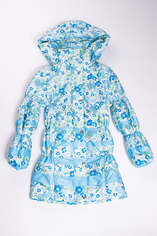 ПальтоВерхняя одежда<br>Цветное пальто, несомненно придется по душе маленькой моднице. Пальто имеет два кармашка, капюшон отстегивается. Пальто спереди застегивается на молнию. Пальто выполнено из непродуваемой и непромокаемой ткани.  В изделии использованы цвета: голубой, белый и др  Размер 74 соответствует росту 70-73 см Размер 80 соответствует росту 74-80 см Размер 86 соответствует росту 81-86 см Размер 92 соответствует росту 87-92 см Размер 98 соответствует росту 93-98 см Размер 104 соответствует росту 98-104 см Размер 110 соответствует росту 105-110 см Размер 116 соответствует росту 111-116 см Размер 122 соответствует росту 117-122 см Размер 128 соответствует росту 123-128 см Размер 134 соответствует росту 129-134 см Размер 140 соответствует росту 135-140 см Размер 146 соответствует росту 141-146 см Размер 152 соответствует росту 147-152 см Размер 158 соответствует росту 153-158 см Размер 164 соответствует росту 159-164 см<br><br>Воротник: Стойка<br>По возрасту: Дошкольные ( от 3 до 7 лет),Школьные ( от 7 до 13 лет)<br>По длине: Миди<br>По образу: Повседневные<br>По рисунку: Растительные мотивы,С принтом (печатью),Цветные,Цветочные<br>По силуэту: Полуприталенные<br>По стилю: Повседневные<br>По элементам: С капюшоном,С карманами<br>Рукав: Длинный рукав<br>По сезону: Осень,Весна<br>Размер : 122,128,134<br>Материал: Болонья<br>Количество в наличии: 3