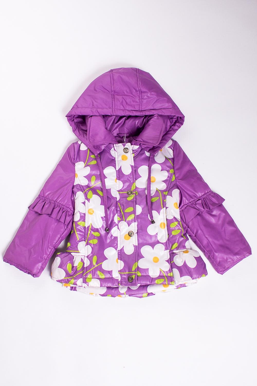 КурткаВерхняя одежда<br>Яркая куртка, несомненно придется по душе маленькой моднице. Куртка имеет два кармашка, капюшон и декоративные воланы. Застежка спереди на молнию. Пальто выполнено из непродуваемой и непромокаемой ткани.  В изделии использованы цвета: сиреневый, белый и др  Размер 74 соответствует росту 70-73 см Размер 80 соответствует росту 74-80 см Размер 86 соответствует росту 81-86 см Размер 92 соответствует росту 87-92 см Размер 98 соответствует росту 93-98 см Размер 104 соответствует росту 98-104 см Размер 110 соответствует росту 105-110 см Размер 116 соответствует росту 111-116 см Размер 122 соответствует росту 117-122 см Размер 128 соответствует росту 123-128 см Размер 134 соответствует росту 129-134 см Размер 140 соответствует росту 135-140 см Размер 146 соответствует росту 141-146 см Размер 152 соответствует росту 147-152 см Размер 158 соответствует росту 153-158 см Размер 164 соответствует росту 159-164 см<br><br>Воротник: Отложной<br>По возрасту: Ясельные ( от 1 до 3 лет),Дошкольные ( от 3 до 7 лет),Школьные ( от 7 до 13 лет)<br>По длине: Короткие<br>По материалу: Плащевая ткань<br>По образу: Повседневные<br>По рисунку: Растительные мотивы,С принтом (печатью),Цветные,Цветочные<br>По силуэту: Полуприталенные<br>По элементам: С воланами,С декором,С капюшоном,С карманами<br>Рукав: Длинный рукав<br>По сезону: Осень,Весна<br>Размер : 104,110,116,122,128,98<br>Материал: Болонья<br>Количество в наличии: 6