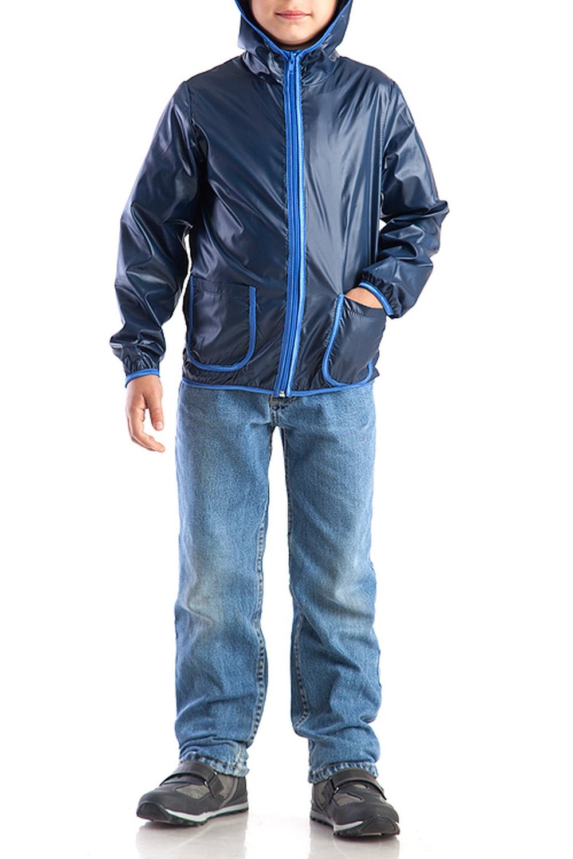 ВетровкаВерхняя одежда<br>Ветровка для мальчика из водоотталкивающего материала с капюшоном. Низ рукавов, низ изделия, край борта и обзора капюшона обработаны эластичной бейкой  Верхняя ткань - полиэстер 100%   В изделии использованы цвета: синий  Размер 74 соответствует росту 70-73 см Размер 80 соответствует росту 74-80 см Размер 86 соответствует росту 81-86 см Размер 92 соответствует росту 87-92 см Размер 98 соответствует росту 93-98 см Размер 104 соответствует росту 98-104 см Размер 110 соответствует росту 105-110 см Размер 116 соответствует росту 111-116 см Размер 122 соответствует росту 117-122 см Размер 128 соответствует росту 123-128 см Размер 134 соответствует росту 129-134 см Размер 140 соответствует росту 135-140 см<br><br>Воротник: Стойка<br>По возрасту: Ясельные ( от 1 до 3 лет),Дошкольные ( от 3 до 7 лет),Школьные ( от 7 до 13 лет)<br>По длине: Миди<br>По материалу: Плащевая ткань<br>По образу: Повседневные<br>По рисунку: Однотонные<br>По сезону: Лето,Осень,Весна<br>По силуэту: Полуприталенные<br>По форме: Ветровка<br>По элементам: С капюшоном,С карманами,С манжетами<br>Рукав: Длинный рукав<br>Размер : 110,128<br>Материал: Болонья<br>Количество в наличии: 2