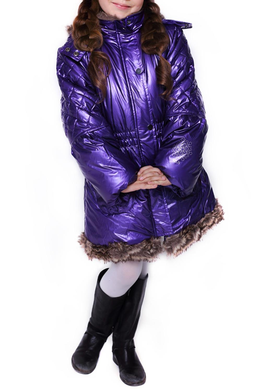 КурткаВерхняя одежда<br>Теплая куртка для девочки. Внутренняя часть куртки и капюшона – искусственный мех. Принт на рукаве. Ткань верха: курточная, 100% полиэстер Подкладка: флис, 100% полиэстер Утеплитель: холлофан 300  Цвет: фиолетовый  Размер 104 соответствует росту 98-104 см Размер 110 соответствует росту 105-110 см Размер 116 соответствует росту 111-116 см Размер 122 соответствует росту 117-122 см Размер 128 соответствует росту 123-128 см Размер 134 соответствует росту 129-134 см Размер 140 соответствует росту 135-140 см Размер 146 соответствует росту 141-146 см Размер 152 соответствует росту 147-152 см Размер 158 соответствует росту 153-158 см Размер 164 соответствует росту 159-164 см Размер 170 соответствует росту 165-170 см<br><br>Воротник: Стойка<br>По возрасту: Дошкольные ( от 3 до 7 лет),Школьные ( от 7 до 13 лет)<br>По образу: Повседневные<br>По рисунку: Однотонные,Цветные<br>По сезону: Зима<br>По силуэту: Полуприталенные<br>По форме: Пуховик<br>По элементам: С карманами,С молнией<br>Рукав: Длинный рукав<br>По длине: Удлиненные<br>Размер : 110,116,122<br>Материал: Болонья<br>Количество в наличии: 6