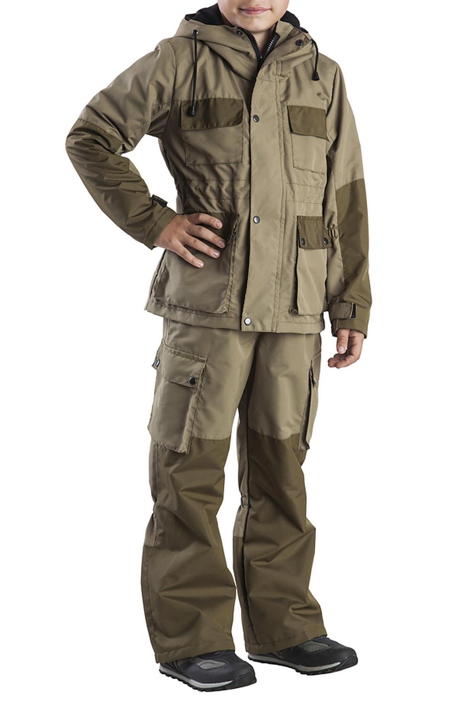 КостюмВерхняя одежда<br>Летний ветрозащитный костюм, состоящий из куртки и брюк, прекрасно защитит от ветра, небольшого дождя и хлёстких веток, сгладит перепады температур. Куртка удлинённая, свободного кроя с капюшоном в форме трубы.  Верхняя ткань - хлопок 100%  Подклад - флис  В изделии использованы цвета: серо-зеленый  Размер 74 соответствует росту 70-73 см Размер 80 соответствует росту 74-80 см Размер 86 соответствует росту 81-86 см Размер 92 соответствует росту 87-92 см Размер 98 соответствует росту 93-98 см Размер 104 соответствует росту 98-104 см Размер 110 соответствует росту 105-110 см Размер 116 соответствует росту 111-116 см Размер 122 соответствует росту 117-122 см Размер 128 соответствует росту 123-128 см Размер 134 соответствует росту 129-134 см Размер 140 соответствует росту 135-140 см<br><br>Воротник: Стойка<br>По возрасту: Дошкольные ( от 3 до 7 лет),Школьные ( от 7 до 13 лет)<br>По длине: Макси<br>По материалу: Плащевая ткань<br>По образу: Повседневные<br>По рисунку: Однотонные<br>По сезону: Лето,Осень,Весна<br>По силуэту: Полуприталенные<br>По элементам: С капюшоном,С карманами,С подкладом<br>Рукав: Длинный рукав<br>Размер : 122,128,134,152<br>Материал: Плащевая ткань<br>Количество в наличии: 4