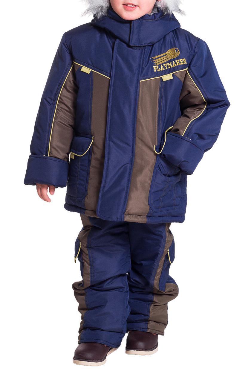 КостюмКостюмы<br>Теплый и удобный костюм для мальчика. Костюм состоит из полукомбинезона и куртки. Материалы: верх - плащевая, подклад - 100% хлопок (велюр), наполнитель - синтепон 400гр  Цвет: синий, коричневый  Размер 74 соответствует росту 70-73 см Размер 80 соответствует росту 74-80 см Размер 86 соответствует росту 81-86 см Размер 92 соответствует росту 87-92 см Размер 98 соответствует росту 93-98 см Размер 104 соответствует росту 98-104 см Размер 110 соответствует росту 105-110 см Размер 116 соответствует росту 111-116 см Размер 122 соответствует росту 117-122 см Размер 128 соответствует росту 123-128 см Размер 134 соответствует росту 129-134 см Размер 140 соответствует росту 135-140 см Размер 146 соответствует росту 141-146 см<br><br>Воротник: Стойка<br>По длине: Макси<br>По материалу: Тканевые<br>По образу: Повседневные<br>По рисунку: Цветные<br>По сезону: Зима<br>По силуэту: Полуприталенные<br>По стилю: Повседневные,Спортивные<br>По форме: Брючные,Костюм двойка<br>По элементам: С карманами,С молнией<br>Рукав: Длинный рукав<br>По возрасту: Дошкольные ( от 3 до 7 лет),Ясельные ( от 1 до 3 лет)<br>Размер : 110<br>Материал: Болонья<br>Количество в наличии: 1