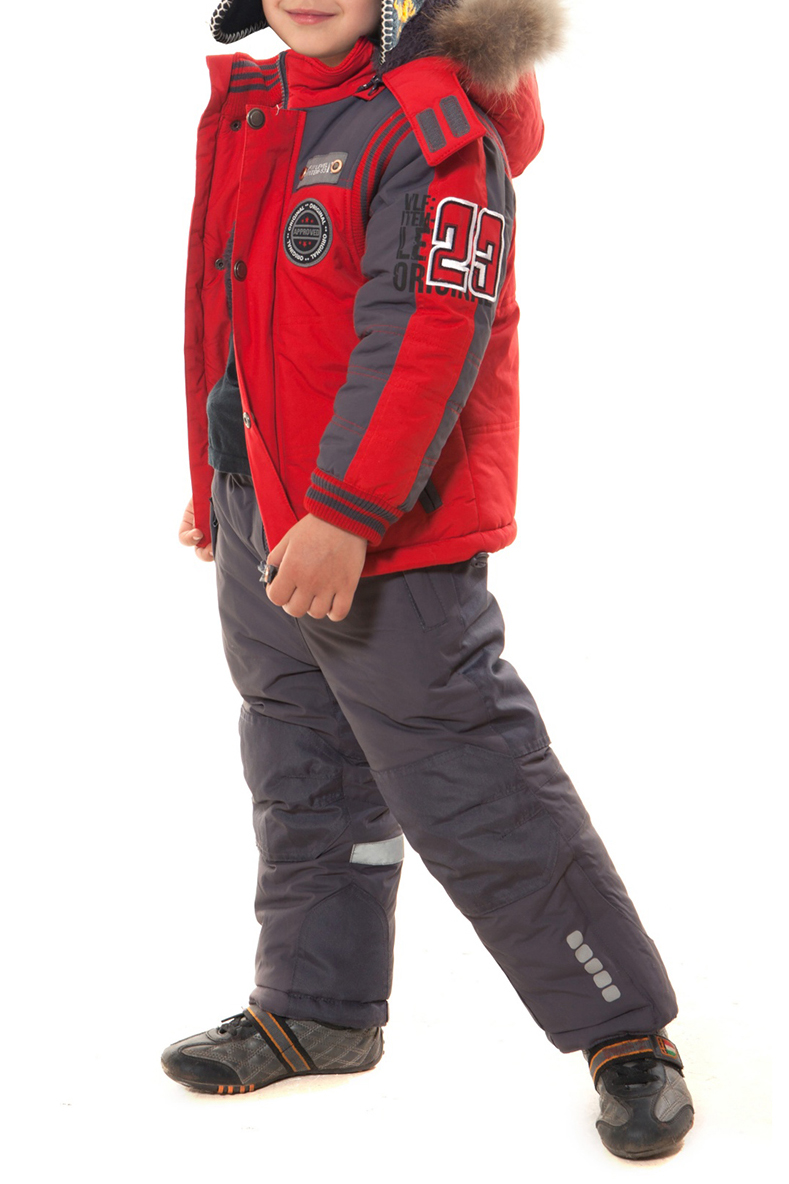 КурткаВерхняя одежда<br>Теплая куртка для мальчика. Внутренняя часть куртки и капюшона - искусственный мех. Трикотажный манжет и отделка внутри ворота. Нашивка на передней части куртки и рукаве. Опушка – натуральный енот. Ткань верха: курточная, 100% полиэстер Подкладка: искусственный мех, 100% полиэстер Утеплитель: холлофан 300  Цвет: серый, красный  Размер 104 соответствует росту 98-104 см Размер 110 соответствует росту 105-110 см Размер 116 соответствует росту 111-116 см Размер 122 соответствует росту 117-122 см Размер 128 соответствует росту 123-128 см Размер 134 соответствует росту 129-134 см Размер 140 соответствует росту 135-140 см Размер 146 соответствует росту 141-146 см Размер 152 соответствует росту 147-152 см Размер 158 соответствует росту 153-158 см Размер 164 соответствует росту 159-164 см Размер 170 соответствует росту 165-170 см<br><br>Воротник: Стойка<br>По возрасту: Дошкольные ( от 3 до 7 лет),Школьные ( от 7 до 13 лет)<br>По длине: Миди<br>По образу: Повседневные<br>По рисунку: Цветные<br>По сезону: Зима<br>По силуэту: Полуприталенные<br>По элементам: С карманами,С молнией<br>Рукав: Длинный рукав<br>Размер : 116<br>Материал: Болонья<br>Количество в наличии: 1