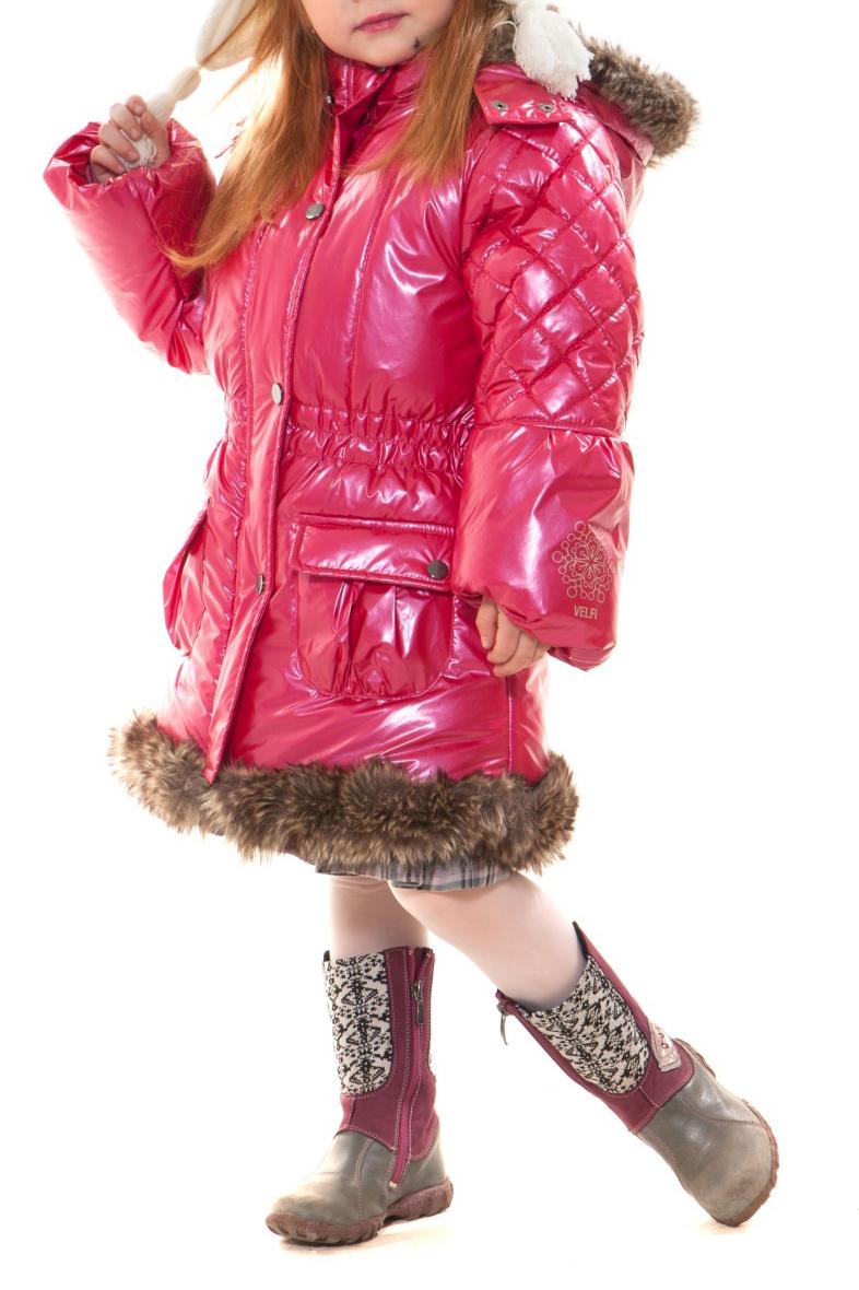 КурткаВерхняя одежда<br>Теплая куртка для девочки. Внутренняя часть куртки и капюшона – искусственный мех. Принт на рукаве. Ткань верха: курточная, 100% полиэстер Подкладка: флис, 100% полиэстер Утеплитель: холлофан 300  Цвет: розовый  Размер 104 соответствует росту 98-104 см Размер 110 соответствует росту 105-110 см Размер 116 соответствует росту 111-116 см Размер 122 соответствует росту 117-122 см Размер 128 соответствует росту 123-128 см Размер 134 соответствует росту 129-134 см Размер 140 соответствует росту 135-140 см Размер 146 соответствует росту 141-146 см Размер 152 соответствует росту 147-152 см Размер 158 соответствует росту 153-158 см Размер 164 соответствует росту 159-164 см Размер 170 соответствует росту 165-170 см<br><br>Воротник: Стойка<br>По возрасту: Дошкольные ( от 3 до 7 лет),Школьные ( от 7 до 13 лет)<br>По образу: Повседневные<br>По рисунку: Однотонные,Цветные<br>По сезону: Зима<br>По силуэту: Полуприталенные<br>По форме: Пуховик<br>По элементам: С карманами,С молнией<br>Рукав: Длинный рукав<br>По длине: Удлиненные<br>Размер : 110,116,122,128<br>Материал: Болонья<br>Количество в наличии: 7