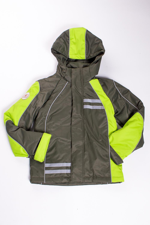 КурткаВерхняя одежда<br>Удобная куртка для мальчика. Куртка имеет два кармашка и капюшон. Застежка спереди на молнию и планку. Модель выполнена из непродуваемой и непромокаемой ткани.  В изделии использованы цвета: оливковый, салатовый  Размер 74 соответствует росту 70-73 см Размер 80 соответствует росту 74-80 см Размер 86 соответствует росту 81-86 см Размер 92 соответствует росту 87-92 см Размер 98 соответствует росту 93-98 см Размер 104 соответствует росту 98-104 см Размер 110 соответствует росту 105-110 см Размер 116 соответствует росту 111-116 см Размер 122 соответствует росту 117-122 см Размер 128 соответствует росту 123-128 см Размер 134 соответствует росту 129-134 см Размер 140 соответствует росту 135-140 см Размер 146 соответствует росту 141-146 см Размер 152 соответствует росту 147-152 см Размер 158 соответствует росту 153-158 см Размер 164 соответствует росту 159-164 см<br><br>Воротник: Стойка<br>По возрасту: Дошкольные ( от 3 до 7 лет),Школьные ( от 7 до 13 лет)<br>По длине: Миди<br>По материалу: Плащевая ткань<br>По образу: Повседневные,Спорт<br>По рисунку: Цветные<br>По силуэту: Полуприталенные<br>По стилю: Повседневные<br>По элементам: С капюшоном,С карманами<br>Рукав: Длинный рукав<br>По сезону: Осень,Весна<br>Размер : 116,122,128,134,140<br>Материал: Плащевая ткань<br>Количество в наличии: 5