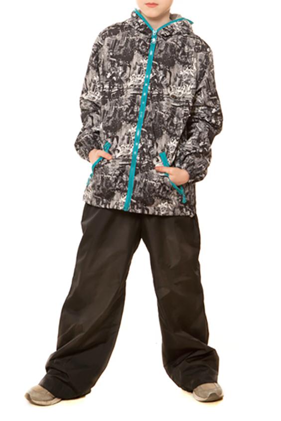 КурткаВерхняя одежда<br>Универсальная куртка, может комплектоваться с летними спортивными брюками. Центральная молния полностью застегивает капюшон.  Ткань верха: курточная, водоотталкивающая Подкладка: Флис, рукава – 100% полиэстер.  Размер 104 соответствует росту 98-104 см Размер 110 соответствует росту 105-110 см Размер 116 соответствует росту 111-116 см Размер 122 соответствует росту 117-122 см Размер 128 соответствует росту 123-128 см Размер 134 соответствует росту 129-134 см Размер 140 соответствует росту 135-140 см Размер 146 соответствует росту 141-146 см Размер 152 соответствует росту 147-152 см Размер 158 соответствует росту 153-158 см Размер 164 соответствует росту 159-164 см Размер 170 соответствует росту 165-170 см  Цвет: серый, голубой<br><br>По возрасту: Школьные ( от 7 до 13 лет),Подростковые ( от 13 до 16 лет)<br>По длине: Миди<br>По материалу: Плащевая ткань<br>По образу: Повседневные,Спорт<br>По рисунку: Цветные<br>По стилю: Повседневные<br>По элементам: С карманами,С молнией<br>Рукав: Длинный рукав<br>По сезону: Осень,Весна<br>Размер : 134,140,146,152<br>Материал: Плащевая ткань<br>Количество в наличии: 4
