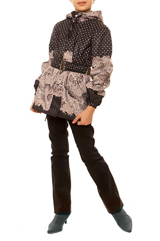 КурткаВерхняя одежда<br>Красивая куртка для девочки.  Ткань верха: курточная, водоотталкивающая Подкладка: Флис, рукава – 100% полиэстер.  Размер 104 соответствует росту 98-104 см Размер 110 соответствует росту 105-110 см Размер 116 соответствует росту 111-116 см Размер 122 соответствует росту 117-122 см Размер 128 соответствует росту 123-128 см Размер 134 соответствует росту 129-134 см Размер 140 соответствует росту 135-140 см Размер 146 соответствует росту 141-146 см Размер 152 соответствует росту 147-152 см Размер 158 соответствует росту 153-158 см Размер 164 соответствует росту 159-164 см Размер 170 соответствует росту 165-170 см  Цвет: коричневый, бежевый<br><br>Воротник: Стойка<br>По возрасту: Дошкольные ( от 3 до 7 лет)<br>По длине: Миди<br>По материалу: Плащевая ткань<br>По образу: Повседневные<br>По рисунку: С принтом (печатью),Цветные<br>По силуэту: Полуприталенные<br>Рукав: Длинный рукав<br>По сезону: Осень,Весна<br>Размер : 116,122<br>Материал: Плащевая ткань<br>Количество в наличии: 3