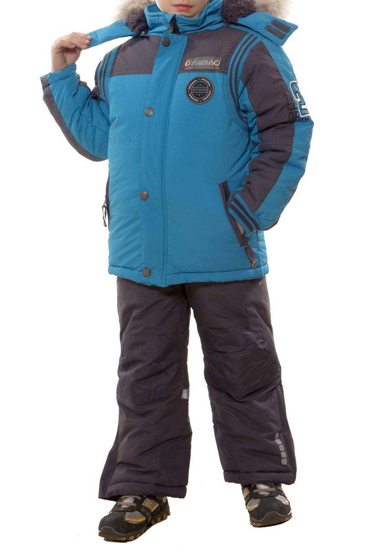 КурткаВерхняя одежда<br>Теплая куртка для мальчика. Внутренняя часть куртки и капюшона - искусственный мех. Трикотажный манжет и отделка внутри ворота. Нашивка на передней части куртки и рукаве. Опушка – натуральный енот. Ткань верха: курточная, 100% полиэстер Подкладка: искусственный мех, 100% полиэстер Утеплитель: холлофан 300  Цвет: серый, голубой  Размер 104 соответствует росту 98-104 см Размер 110 соответствует росту 105-110 см Размер 116 соответствует росту 111-116 см Размер 122 соответствует росту 117-122 см Размер 128 соответствует росту 123-128 см Размер 134 соответствует росту 129-134 см Размер 140 соответствует росту 135-140 см Размер 146 соответствует росту 141-146 см Размер 152 соответствует росту 147-152 см Размер 158 соответствует росту 153-158 см Размер 164 соответствует росту 159-164 см Размер 170 соответствует росту 165-170 см<br><br>Воротник: Стойка<br>По возрасту: Дошкольные ( от 3 до 7 лет),Школьные ( от 7 до 13 лет)<br>По длине: Миди<br>По образу: Повседневные<br>По рисунку: Цветные<br>По сезону: Зима<br>По силуэту: Полуприталенные<br>По элементам: С карманами,С молнией<br>Рукав: Длинный рукав<br>Размер : 110,116,122,128<br>Материал: Болонья<br>Количество в наличии: 4