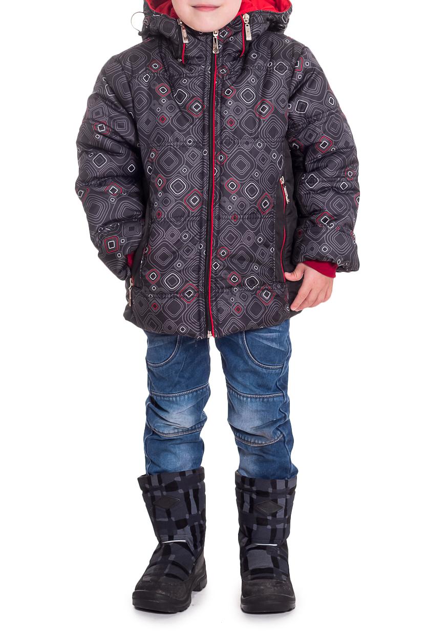 КурткаВерхняя одежда<br>Красивая и удобная куртка для мальчика. Капюшон не отстегивается.  В изделии использованы цвета: серый, красный  Размер 74 соответствует росту 70-73 см Размер 80 соответствует росту 74-80 см Размер 86 соответствует росту 81-86 см Размер 92 соответствует росту 87-92 см Размер 98 соответствует росту 93-98 см Размер 104 соответствует росту 98-104 см Размер 110 соответствует росту 105-110 см Размер 116 соответствует росту 111-116 см Размер 122 соответствует росту 117-122 см Размер 128 соответствует росту 123-128 см Размер 134 соответствует росту 129-134 см Размер 140 соответствует росту 135-140 см Размер 146 соответствует росту 141-146 см<br><br>По материалу: Плащевая ткань,Тканевые<br>По образу: Повседневные<br>По рисунку: С принтом (печатью)<br>По элементам: С карманами,С молнией<br>Рукав: Длинный рукав<br>По возрасту: Дошкольные ( от 3 до 7 лет),Ясельные ( от 1 до 3 лет)<br>По сезону: Осень,Весна<br>Размер : 104<br>Материал: Болонья<br>Количество в наличии: 1