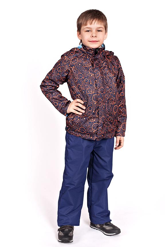 ВетровкаВерхняя одежда<br>Ветровка для мальчика на флисе с капюшоном и воротником-стойка. Застёжка-молния с ветрозащитной планкой. Низ изделия фиксируется кулисой с утяжками.  Верхняя ткань - полиэстер 100%  Подкладка - флис  В изделии использованы цвета: синий, оранжевый  Размер 74 соответствует росту 70-73 см Размер 80 соответствует росту 74-80 см Размер 86 соответствует росту 81-86 см Размер 92 соответствует росту 87-92 см Размер 98 соответствует росту 93-98 см Размер 104 соответствует росту 98-104 см Размер 110 соответствует росту 105-110 см Размер 116 соответствует росту 111-116 см Размер 122 соответствует росту 117-122 см Размер 128 соответствует росту 123-128 см Размер 134 соответствует росту 129-134 см Размер 140 соответствует росту 135-140 см<br><br>Воротник: Стойка<br>По возрасту: Дошкольные ( от 3 до 7 лет),Школьные ( от 7 до 13 лет)<br>По длине: Миди<br>По материалу: Плащевая ткань<br>По образу: Повседневные<br>По рисунку: С принтом (печатью),Цветные<br>По силуэту: Полуприталенные<br>По элементам: С капюшоном,С карманами,С подкладом<br>Рукав: Длинный рукав<br>По сезону: Осень,Весна<br>Размер : 116,122,128<br>Материал: Плащевая ткань<br>Количество в наличии: 3