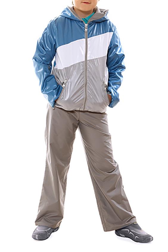 КурткаВерхняя одежда<br>Универсальная куртка, может комплектоваться с летними спортивными брюками. Центральная молния полностью застегивает капюшон.  Ткань верха: курточная, водоотталкивающая Подкладка: флис, рукава – 100% полиэстер.  Размер 104 соответствует росту 98-104 см Размер 110 соответствует росту 105-110 см Размер 116 соответствует росту 111-116 см Размер 122 соответствует росту 117-122 см Размер 128 соответствует росту 123-128 см Размер 134 соответствует росту 129-134 см Размер 140 соответствует росту 135-140 см Размер 146 соответствует росту 141-146 см Размер 152 соответствует росту 147-152 см Размер 158 соответствует росту 153-158 см Размер 164 соответствует росту 159-164 см Размер 170 соответствует росту 165-170 см  Цвет: серый, белый, голубой<br><br>По возрасту: Дошкольные ( от 3 до 7 лет),Школьные ( от 7 до 13 лет)<br>По длине: Миди<br>По материалу: Плащевая ткань<br>По образу: Повседневные,Спорт<br>По рисунку: Цветные<br>По элементам: С карманами,С молнией<br>Рукав: Длинный рукав<br>По сезону: Осень,Весна<br>Размер : 122<br>Материал: Плащевая ткань<br>Количество в наличии: 1