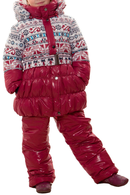 КомплектВерхняя одежда<br>Красивый костюм для девочки (куртка+полукомбинезон)  Утеплитель: холлофон  В изделии использованы цвета: красный и др.  Размер 74 соответствует росту 70-73 см Размер 80 соответствует росту 74-80 см Размер 86 соответствует росту 81-86 см Размер 92 соответствует росту 87-92 см Размер 98 соответствует росту 93-98 см Размер 104 соответствует росту 98-104 см Размер 110 соответствует росту 105-110 см Размер 116 соответствует росту 111-116 см Размер 122 соответствует росту 117-122 см Размер 128 соответствует росту 123-128 см Размер 134 соответствует росту 129-134 см Размер 140 соответствует росту 135-140 см Размер 146 соответствует росту 141-146 см<br><br>Воротник: Стойка<br>По возрасту: Ясельные ( от 1 до 3 лет),Дошкольные ( от 3 до 7 лет),Школьные ( от 7 до 13 лет)<br>По длине: Удлиненные<br>По материалу: Тканевые<br>По образу: Повседневные<br>По рисунку: С принтом (печатью)<br>По стилю: Повседневные,Теплые<br>По форме: Пуховик<br>По элементам: С карманами,С молнией,С утеплителем<br>Рукав: Длинный рукав<br>По сезону: Зима<br>Размер : 116,122,128<br>Материал: Болонья<br>Количество в наличии: 3
