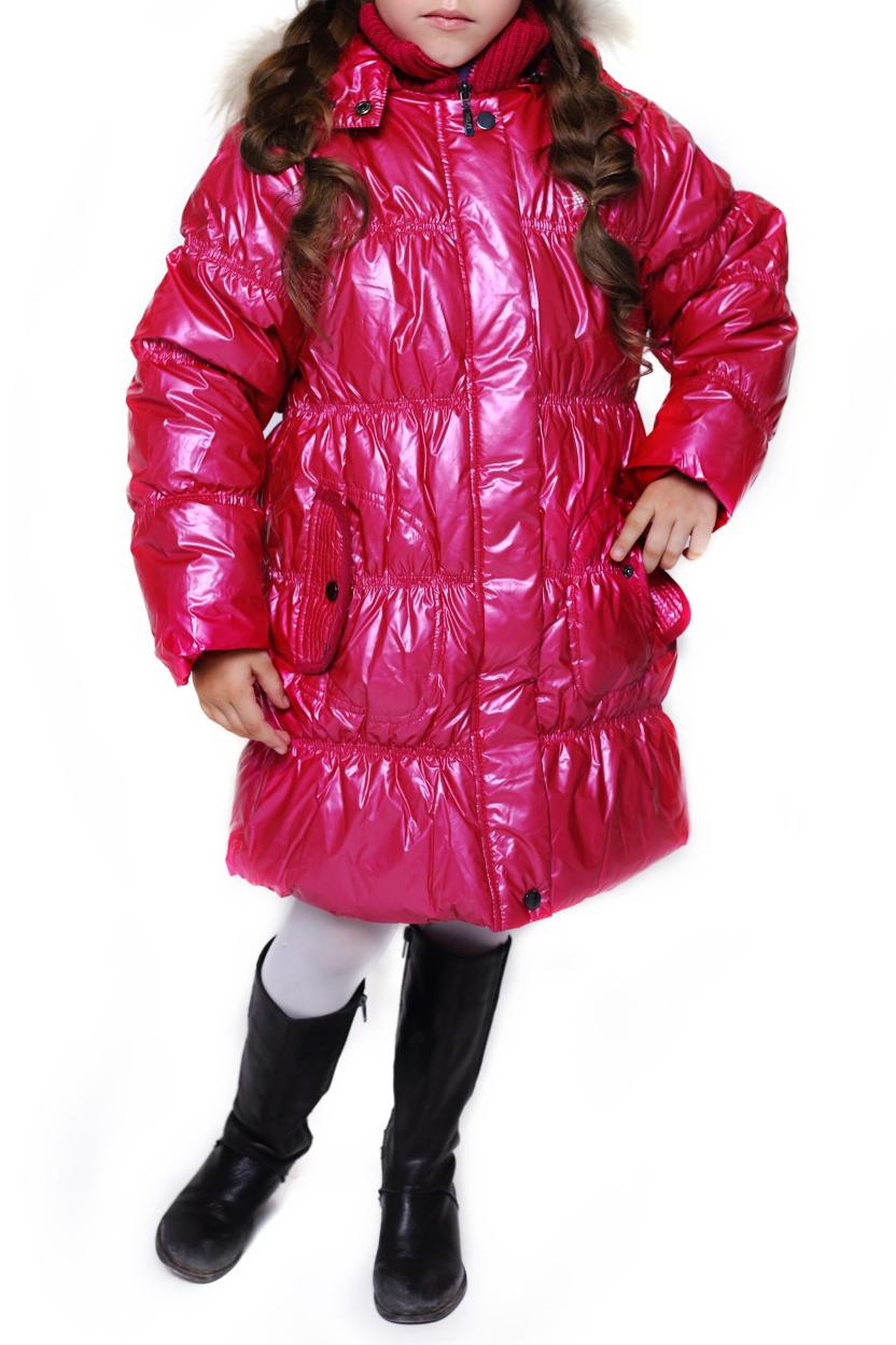 КурткаВерхняя одежда<br>Теплая куртка для девочки. Флис внутри капюшона. Трикотажный воротник и манжеты. Опушка на капюшоне – натуральный мех. Ткань верха: курточная, 100% полиэстер Подкладка: флис, 100% полиэстер Утеплитель: холлофан 300  Цвет: розовый  Размер 104 соответствует росту 98-104 см Размер 110 соответствует росту 105-110 см Размер 116 соответствует росту 111-116 см Размер 122 соответствует росту 117-122 см Размер 128 соответствует росту 123-128 см Размер 134 соответствует росту 129-134 см Размер 140 соответствует росту 135-140 см Размер 146 соответствует росту 141-146 см Размер 152 соответствует росту 147-152 см Размер 158 соответствует росту 153-158 см Размер 164 соответствует росту 159-164 см Размер 170 соответствует росту 165-170 см<br><br>Воротник: Стойка<br>По возрасту: Дошкольные ( от 3 до 7 лет)<br>По образу: Повседневные<br>По рисунку: Однотонные<br>По сезону: Зима<br>По силуэту: Полуприталенные<br>По форме: Пуховик<br>По элементам: С карманами,С молнией<br>Рукав: Длинный рукав<br>По длине: Удлиненные<br>Размер : 110,116,98<br>Материал: Болонья<br>Количество в наличии: 3