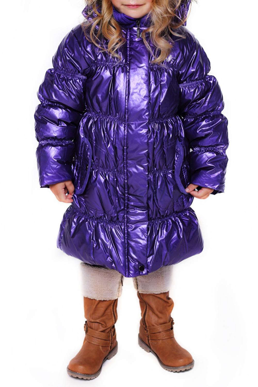 КурткаВерхняя одежда<br>Теплая куртка для девочки. Флис внутри капюшона. Трикотажный воротник и манжеты. Отделка вельветом. Опушка на капюшоне – натуральный енот. Ткань верха: курточная, 100% полиэстер Подкладка: флис, 100% полиэстер Утеплитель: холлофан 300  Цвет: фиолетовый  Размер 104 соответствует росту 98-104 см Размер 110 соответствует росту 105-110 см Размер 116 соответствует росту 111-116 см Размер 122 соответствует росту 117-122 см Размер 128 соответствует росту 123-128 см Размер 134 соответствует росту 129-134 см Размер 140 соответствует росту 135-140 см Размер 146 соответствует росту 141-146 см Размер 152 соответствует росту 147-152 см Размер 158 соответствует росту 153-158 см Размер 164 соответствует росту 159-164 см Размер 170 соответствует росту 165-170 см<br><br>Воротник: Стойка<br>По возрасту: Дошкольные ( от 3 до 7 лет)<br>По образу: Повседневные<br>По рисунку: Однотонные<br>По сезону: Зима<br>По силуэту: Полуприталенные<br>По форме: Пуховик<br>По элементам: С карманами,С молнией<br>Рукав: Длинный рукав<br>По длине: Удлиненные<br>Размер : 116,122<br>Материал: Болонья<br>Количество в наличии: 2
