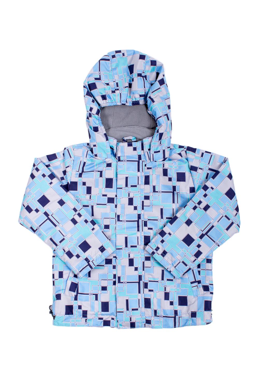 КурткаВерхняя одежда<br>Комфортная куртка на флисе с капюшоном, на молнии с планкой. Низ изделия фиксируется кулисой с утяжками.  Верхняя ткань - полиэстер 100%  Подкладка - флис  В изделии использованы цвета: голубой, синий и др.  Размер 74 соответствует росту 70-73 см Размер 80 соответствует росту 74-80 см Размер 86 соответствует росту 81-86 см Размер 92 соответствует росту 87-92 см Размер 98 соответствует росту 93-98 см Размер 104 соответствует росту 98-104 см Размер 110 соответствует росту 105-110 см Размер 116 соответствует росту 111-116 см Размер 122 соответствует росту 117-122 см Размер 128 соответствует росту 123-128 см Размер 134 соответствует росту 129-134 см Размер 140 соответствует росту 135-140 см<br><br>Воротник: Стойка<br>По возрасту: Дошкольные ( от 3 до 7 лет),Школьные ( от 7 до 13 лет)<br>По длине: Миди<br>По материалу: Плащевая ткань<br>По образу: Повседневные<br>По рисунку: С принтом (печатью),Цветные<br>По силуэту: Полуприталенные<br>По элементам: С декором,С капюшоном,С карманами,С подкладом<br>Рукав: Длинный рукав<br>По сезону: Осень,Весна<br>Размер : 116,122,128<br>Материал: Плащевая ткань<br>Количество в наличии: 3