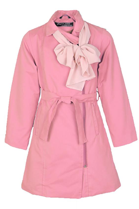 ПлащВерхняя одежда<br>Стильный плащ, идеально подойдет Вашему ребенку в теплый весенний период. Плащ застегивается на молнию, планка с внутренней стороны пристегивается на пуговицу. С боков два прорезных кармана, отделочная сторочка выполнена нитками мультиколор. Ткань плаща слегка бархатистая на ощупь, не шуршит, в то же время водоотталкивающая. Плащ без пояса и шарфика.  Верх - хлопок 100 %, подкладка - полиамид 100 %  В изделии использованы цвета: розовый  Размер 74 соответствует росту 70-73 см Размер 80 соответствует росту 74-80 см Размер 86 соответствует росту 81-86 см Размер 92 соответствует росту 87-92 см Размер 98 соответствует росту 93-98 см Размер 104 соответствует росту 98-104 см Размер 110 соответствует росту 105-110 см Размер 116 соответствует росту 111-116 см Размер 122 соответствует росту 117-122 см Размер 128 соответствует росту 123-128 см Размер 134 соответствует росту 129-134 см Размер 140 соответствует росту 135-140 см Размер 146 соответствует росту 141-146 см Размер 152 соответствует росту 147-152 см Размер 158 соответствует росту 153-158 см Размер 164 соответствует росту 159-164 см<br><br>Воротник: Отложной<br>По возрасту: Школьные ( от 7 до 13 лет)<br>По длине: Миди<br>По материалу: Плащевая ткань,Хлопковые<br>По образу: Повседневные<br>По рисунку: Однотонные<br>По силуэту: Полуприталенные<br>По стилю: Повседневные<br>По элементам: С карманами,С молнией<br>Рукав: Длинный рукав<br>По сезону: Осень,Весна<br>Размер : 134,146<br>Материал: Плащевая ткань<br>Количество в наличии: 2