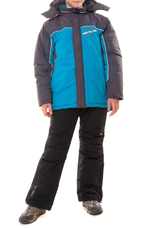 КурткаВерхняя одежда<br>Красивая и удобная куртка для мальчика.  Утеплитель: холлофан  В изделии использованы цвета: голубой, серый  Размер 74 соответствует росту 70-73 см Размер 80 соответствует росту 74-80 см Размер 86 соответствует росту 81-86 см Размер 92 соответствует росту 87-92 см Размер 98 соответствует росту 93-98 см Размер 104 соответствует росту 98-104 см Размер 110 соответствует росту 105-110 см Размер 116 соответствует росту 111-116 см Размер 122 соответствует росту 117-122 см Размер 128 соответствует росту 123-128 см Размер 134 соответствует росту 129-134 см Размер 140 соответствует росту 135-140 см Размер 146 соответствует росту 141-146 см Размер 152 соответствует росту 147-152 см Размер 158 соответствует росту 153-158 см Размер 164 соответствует росту 159-164 см<br><br>Воротник: Стойка<br>По возрасту: Школьные ( от 7 до 13 лет)<br>По материалу: Тканевые<br>По образу: Повседневные<br>По рисунку: Цветные<br>По силуэту: Полуприталенные<br>По стилю: Повседневные,Теплые<br>По форме: Пуховик<br>По элементам: С карманами,С молнией,С утеплителем<br>Рукав: Длинный рукав<br>По сезону: Зима<br>Размер : 128,134,140,152<br>Материал: Болонья<br>Количество в наличии: 4