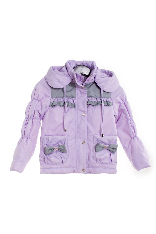 КурткаВерхняя одежда<br>Очень красивая куртка, несомненно придется по душе маленькой моднице. Куртка имеет два глубоких кармашка по бокам, спереди застегивается на молнию и кнопки. Куртка выполнена из непродуваемой и непромокаемой ткани.   В изделии использованы цвета: сиреневый, серый  Размер 74 соответствует росту 70-73 см Размер 80 соответствует росту 74-80 см Размер 86 соответствует росту 81-86 см Размер 92 соответствует росту 87-92 см Размер 98 соответствует росту 93-98 см Размер 104 соответствует росту 98-104 см Размер 110 соответствует росту 105-110 см Размер 116 соответствует росту 111-116 см Размер 122 соответствует росту 117-122 см Размер 128 соответствует росту 123-128 см Размер 134 соответствует росту 129-134 см Размер 140 соответствует росту 135-140 см Размер 146 соответствует росту 141-146 см Размер 152 соответствует росту 147-152 см Размер 158 соответствует росту 153-158 см Размер 164 соответствует росту 159-164 см<br><br>Воротник: Стойка<br>По возрасту: Ясельные ( от 1 до 3 лет),Дошкольные ( от 3 до 7 лет)<br>По длине: Удлиненные<br>По материалу: Плащевая ткань<br>По образу: Повседневные<br>По рисунку: Цветные<br>По силуэту: Полуприталенные<br>По стилю: Повседневные,Романтические<br>По форме: Куртка-парка<br>По элементам: С декором,С карманами<br>Рукав: Длинный рукав<br>По сезону: Осень,Весна<br>Размер : 104,116,98<br>Материал: Болонья<br>Количество в наличии: 3