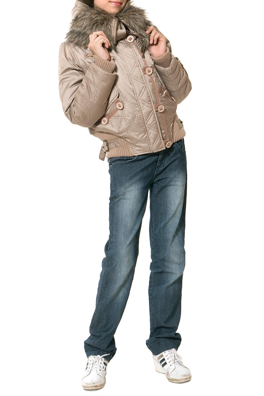 КурткаВерхняя одежда<br>Укороченная куртка зимняя для девочки с опушкой из натурального меха. Ткань верха: курточная, 100% полиэстер Подкладка: 100% полиэстер Утеплитель: холлофан 300  Цвет: бежевый  Размер 104 соответствует росту 98-104 см Размер 110 соответствует росту 105-110 см Размер 116 соответствует росту 111-116 см Размер 122 соответствует росту 117-122 см Размер 128 соответствует росту 123-128 см Размер 134 соответствует росту 129-134 см Размер 140 соответствует росту 135-140 см Размер 146 соответствует росту 141-146 см Размер 152 соответствует росту 147-152 см Размер 158 соответствует росту 153-158 см Размер 164 соответствует росту 159-164 см Размер 170 соответствует росту 165-170 см<br><br>Воротник: Отложной<br>По возрасту: Школьные ( от 7 до 13 лет),Подростковые ( от 13 до 16 лет)<br>По образу: Повседневные<br>По рисунку: Однотонные<br>По сезону: Зима<br>По силуэту: Полуприталенные<br>По форме: Пуховик<br>По элементам: С карманами,С молнией<br>Рукав: Длинный рукав<br>По длине: Удлиненные<br>Размер : 146,152,158,164<br>Материал: Болонья<br>Количество в наличии: 4