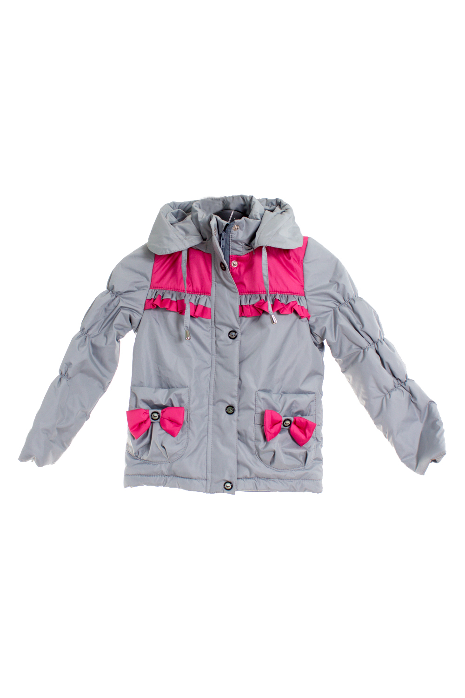 КурткаВерхняя одежда<br>Очень красивая куртка, несомненно придется по душе маленькой моднице. Куртка имеет два глубоких кармашка по бокам, спереди застегивается на молнию и кнопки. Куртка выполнена из непродуваемой и непромокаемой ткани.   В изделии использованы цвета: серый, розовый  Размер 74 соответствует росту 70-73 см Размер 80 соответствует росту 74-80 см Размер 86 соответствует росту 81-86 см Размер 92 соответствует росту 87-92 см Размер 98 соответствует росту 93-98 см Размер 104 соответствует росту 98-104 см Размер 110 соответствует росту 105-110 см Размер 116 соответствует росту 111-116 см Размер 122 соответствует росту 117-122 см Размер 128 соответствует росту 123-128 см Размер 134 соответствует росту 129-134 см Размер 140 соответствует росту 135-140 см Размер 146 соответствует росту 141-146 см Размер 152 соответствует росту 147-152 см Размер 158 соответствует росту 153-158 см Размер 164 соответствует росту 159-164 см<br><br>Воротник: Стойка<br>По возрасту: Ясельные ( от 1 до 3 лет),Дошкольные ( от 3 до 7 лет)<br>По длине: Удлиненные<br>По материалу: Плащевая ткань<br>По образу: Повседневные<br>По рисунку: Цветные<br>По силуэту: Полуприталенные<br>По стилю: Повседневные,Романтические<br>По форме: Куртка-парка<br>По элементам: С декором,С карманами<br>Рукав: Длинный рукав<br>По сезону: Осень,Весна<br>Размер : 104,110,116,98<br>Материал: Болонья<br>Количество в наличии: 4
