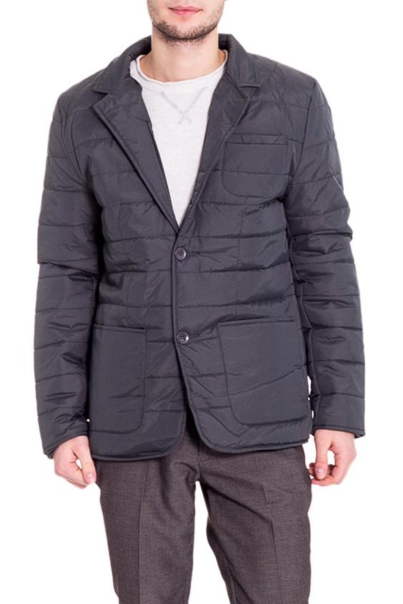 КурткаКуртки<br>Мужская куртка в деловом стиле. Модель выполнена из плотной болоньи.   Цвет: серый  Рост мужчины-фотомодели 182 см<br><br>По сезону: Осень,Весна<br>Размер : 46,48,50,52,54,56<br>Материал: Болонья<br>Количество в наличии: 6