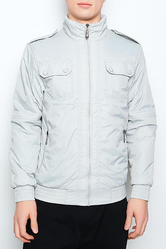 КурткаКуртки<br>Мужская демисезонная куртка защитит Вас от непогоды.  Цвет: серый<br><br>По сезону: Осень,Весна<br>Размер : 46,50,52,54,56<br>Материал: Полиэстер<br>Количество в наличии: 5