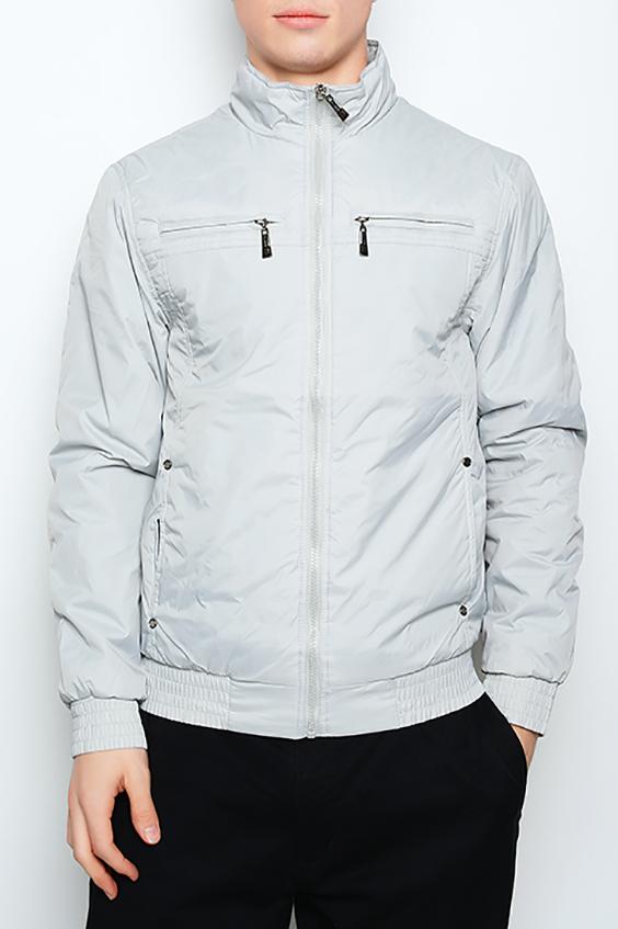 КурткаКуртки<br>Мужская демисезонная куртка защитит Вас от непогоды.  Цвет: серый<br><br>По сезону: Осень,Весна<br>Размер : 50,52,54<br>Материал: Полиэстер<br>Количество в наличии: 3