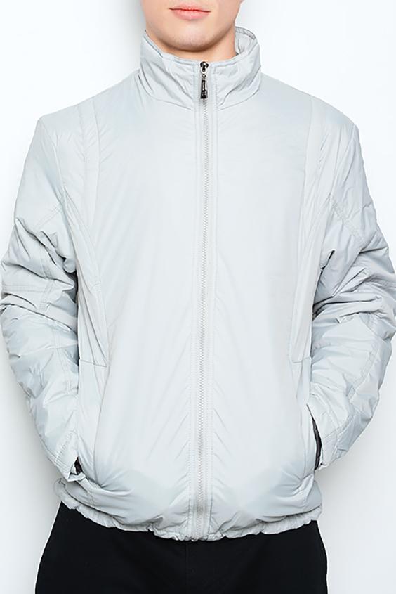 КурткаКуртки<br>Мужская демисезонная куртка защитит Вас от непогоды.  Цвет: серый<br><br>По сезону: Осень,Весна<br>Размер : 46,48,50,54,56<br>Материал: Полиэстер<br>Количество в наличии: 5