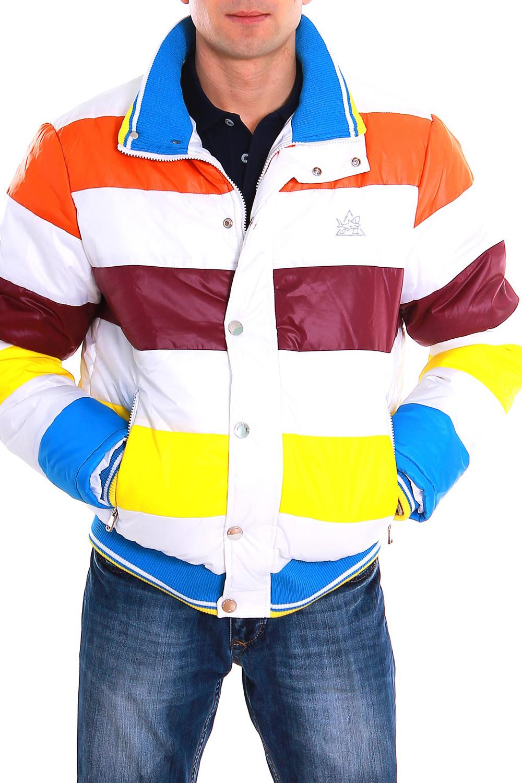 КурткаКуртки<br>Яркая мужская утепленная куртка.<br><br>Размер : 52<br>Материал: Болонья<br>Количество в наличии: 1