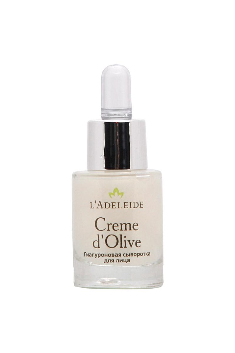 """Сыворотка для лица гиалуроновая """"Creme d'Olive"""" от Lacywear"""