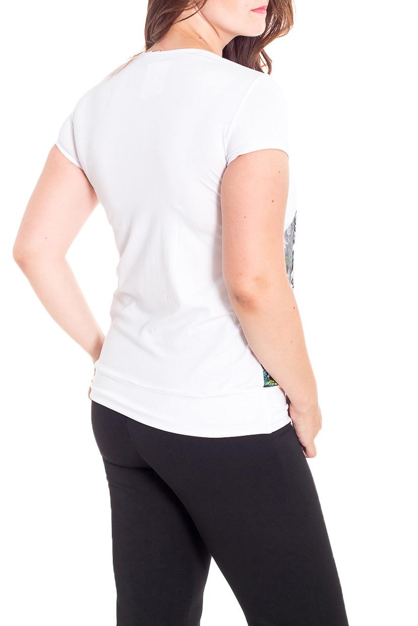 Фото 2 - Женскую футболку LacyWear
