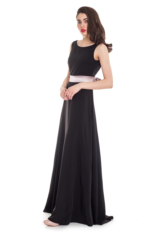 Платья из дорогих тканей
