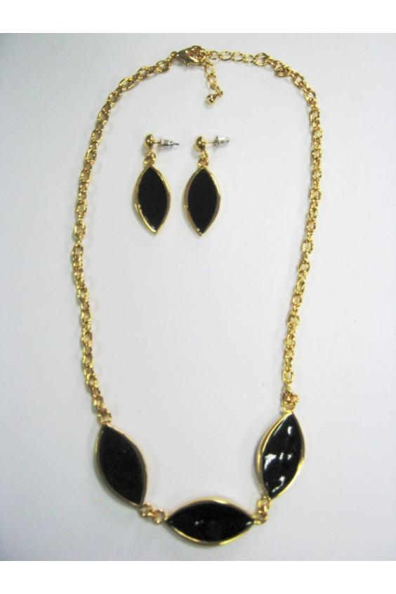 Комплект (ожерелье+серьги) Российское швейное производство LacyWear 350.000