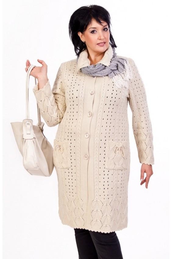 Пальто-кардиган Российское швейное производство LacyWear 1590.000