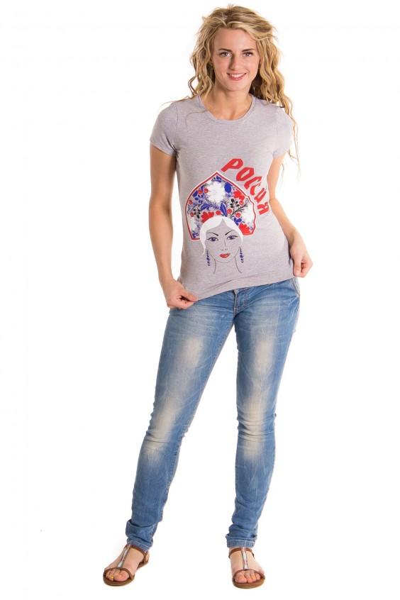 Футболка Российское швейное производство LacyWear 890.000