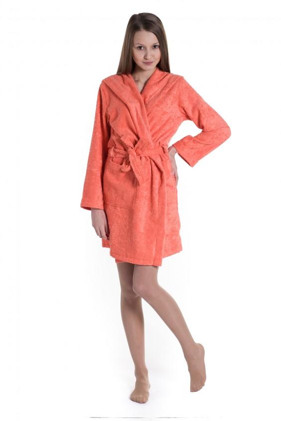 Бамбуковый халат Российское швейное производство LacyWear 1140.000